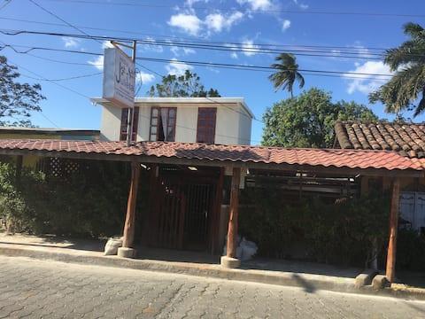 Hotel Julieta - in town of Rivas Nicaragua