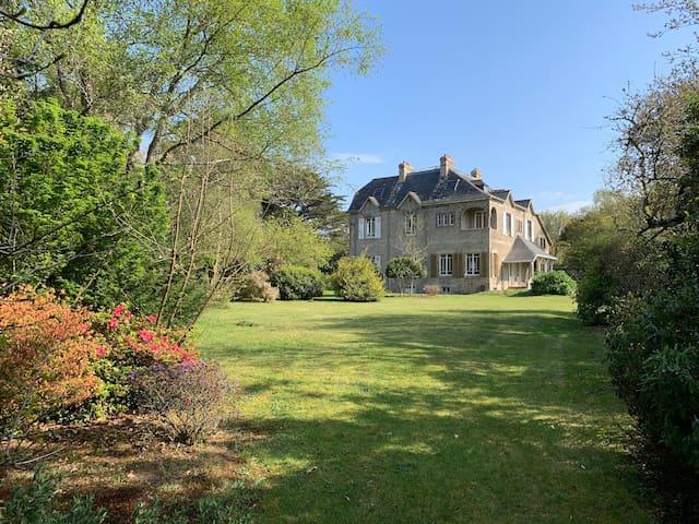 Fantastic Manor-House in Britanny