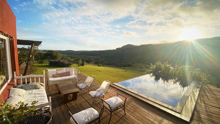 Ranch in the Hills with great view in Uruguay