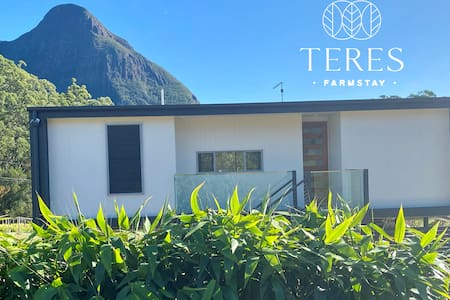 Peace & stunning mountain views at Teres Farmstay