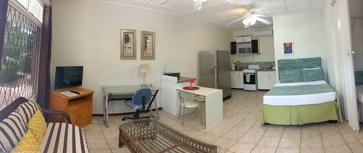 Cozy and affordable.  2 beds 1 bath with POOL