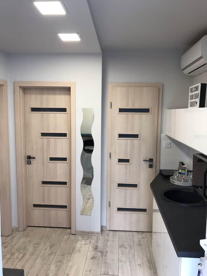 Annabella vendégház-Air-conditioned house