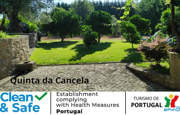 QUINTA DA CANCELA - Lagar  House Suite