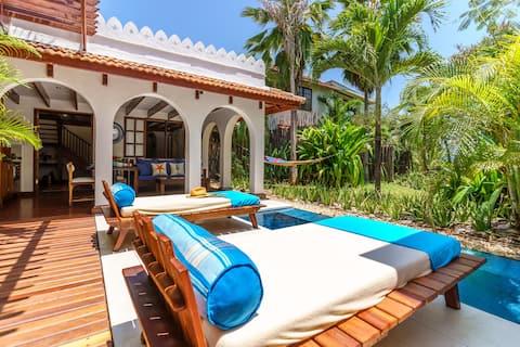 Inshallah Melia-suite - Smuk strandferie