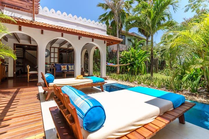 Inshallah - Melia Suite - Beach Front Retreat