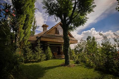 """SHANGRAFF"" MOUNTAIN HOUSE NEAR DAL LAKE SRINAGAR"