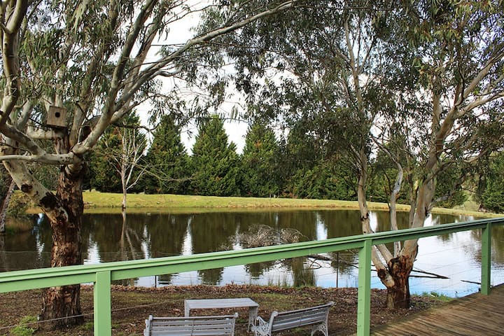 Tullaburra Farm Stay and Horse agistment