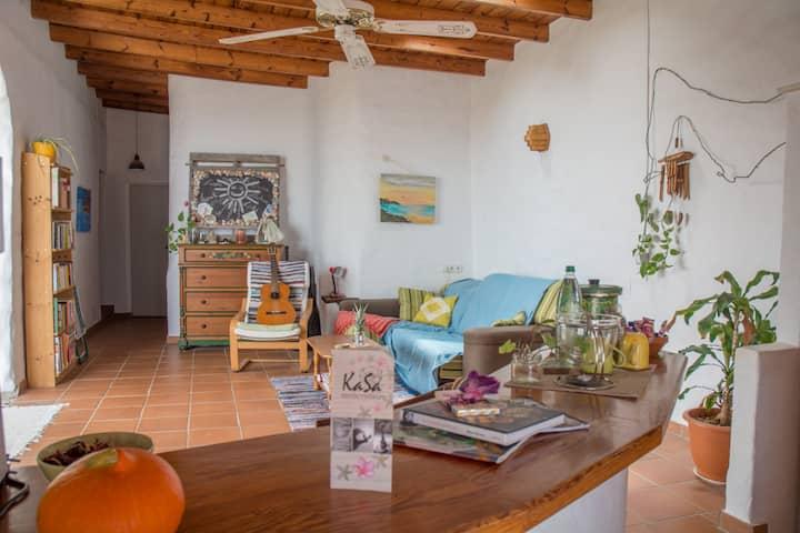Doppelzimmer in spanischer Finca