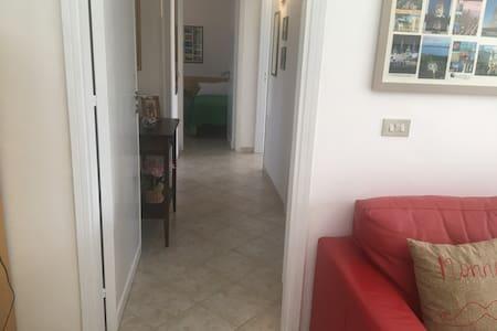 Corridoio : largo cm 105  Porta di accesso al corridoio larga cm 82