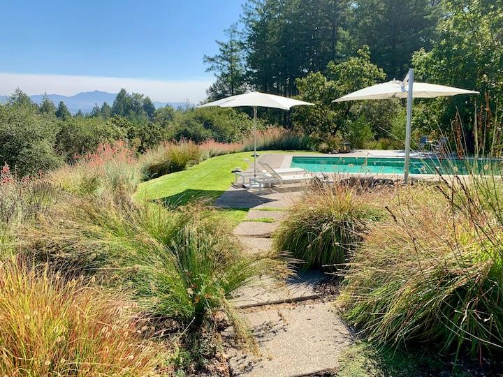 Modern Design - Luxury Estate in Dry Creek Valley