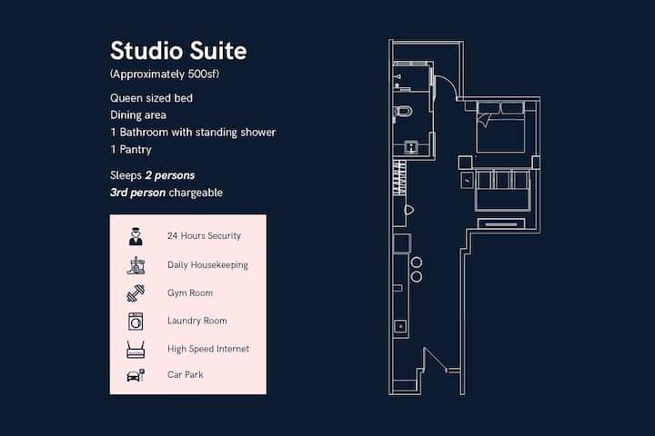 Tropics Eight - Studio Suite