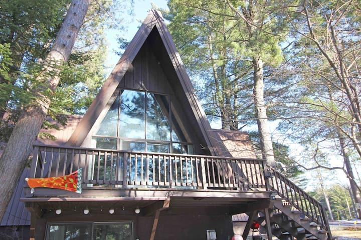 Unit B at Towering Pines on Little Spider Lake