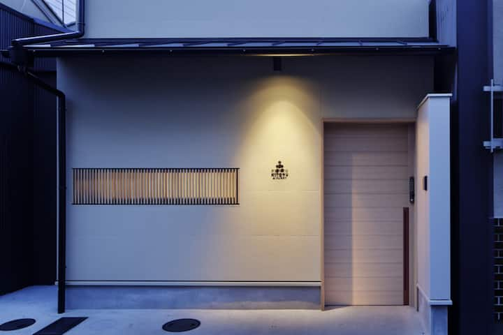 Built in 2017 Private House Modern 京都 KYOTO/WIFI