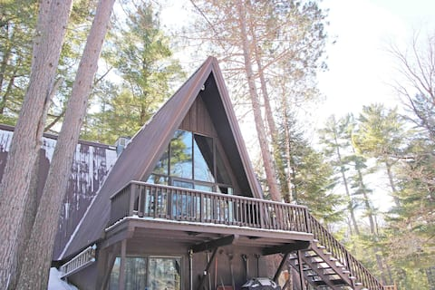Unit C at Towering Pines on Little Spider Lake