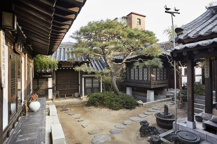 Rakkojae Seoul Bukchon Hanok Village - Patio Room