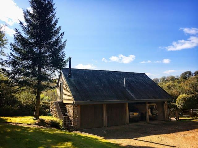The Linhay, Lydford, a beautiful Dartmoor retreat