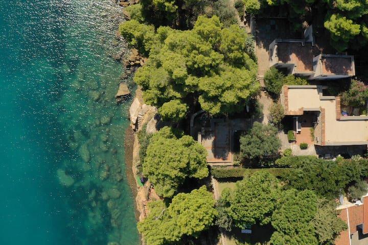 Scopello - Villa sul mare