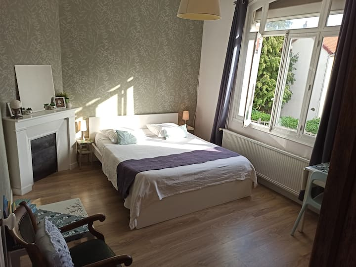 Jolie maison quartier calme à Amiens