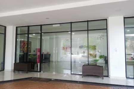 Residence entrance ~ The lobby