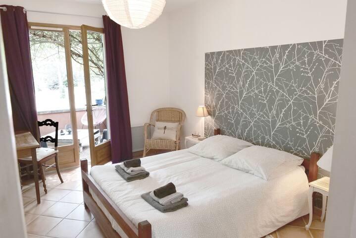Suite parentale/ Room 1
