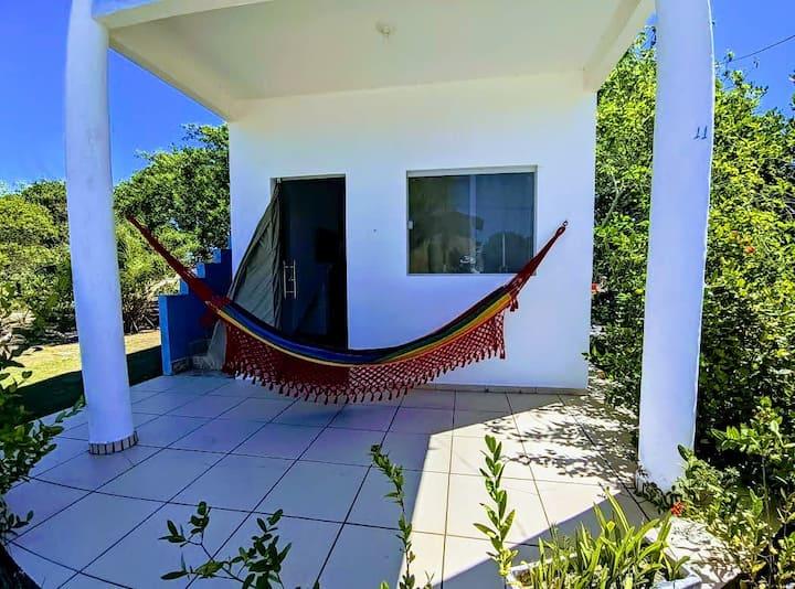 Apartamento na Praia de Guaratiba (Andar de baixo)