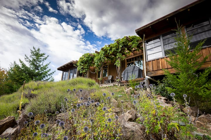 Lavender Cabin ~ 10 min from xcountry ski trails!