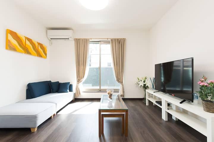 Osaka100㎡3Floors Comfort House6minSTA.Best Quality