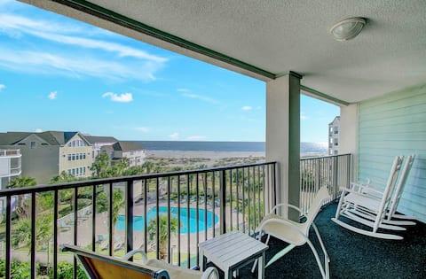 Exquisite Ocean Views - Summer House 408