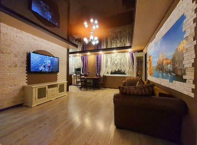 Апартаменты на Книповича 27