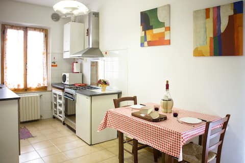 Cheap apartment in the old village
