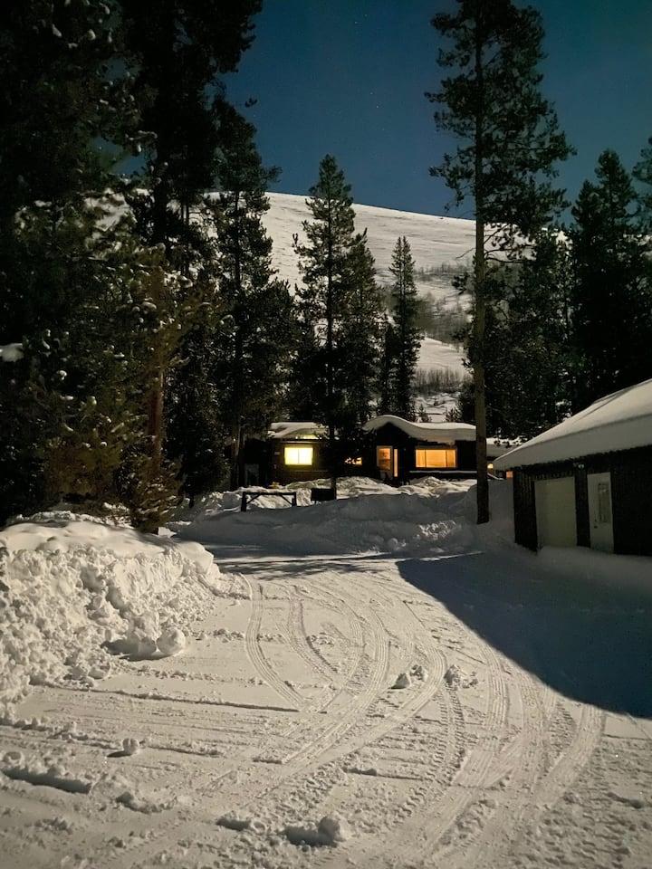 Yankee Fork Cabin