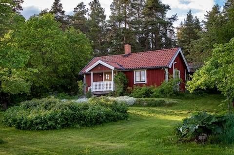 Charmante cottage, Gustavsberg, Himmelsby