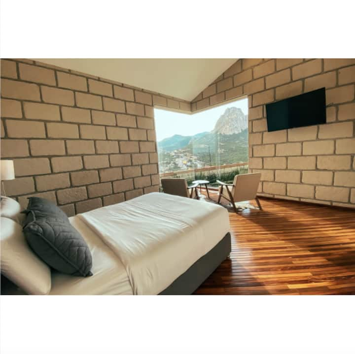 Habitación privada, desayuno incluido p/2 personas