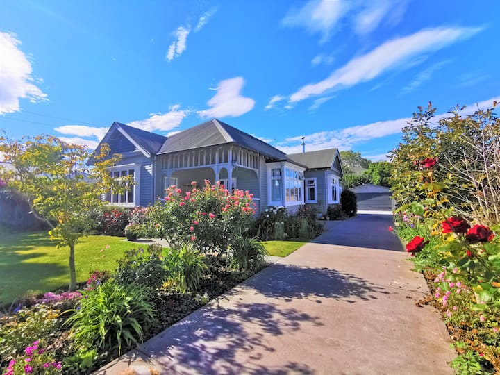 Stylish, quiet double accommodation with breakfast