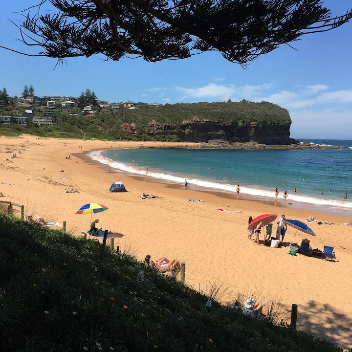 Mona Vale Beach suitable for longer stays
