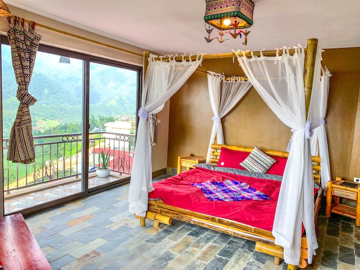 Mega View Homestay-Best Mountain View in Central