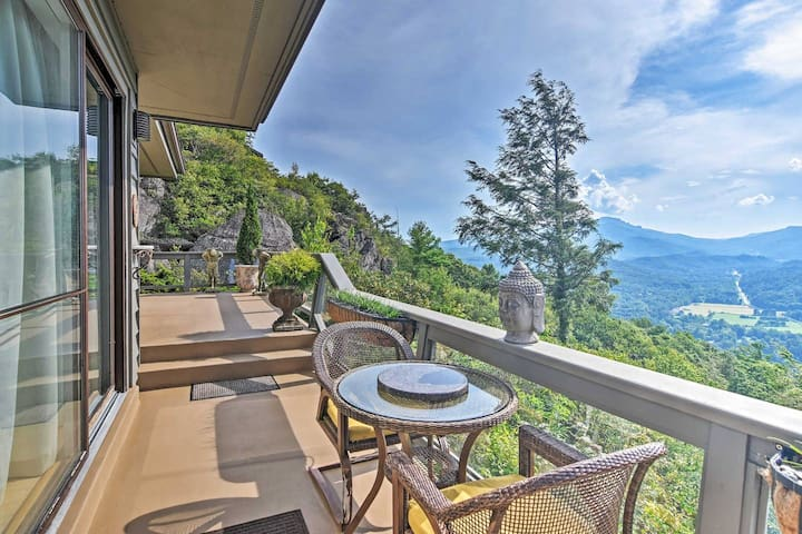 The Precipice - Your Very Own Mountain Top Villa