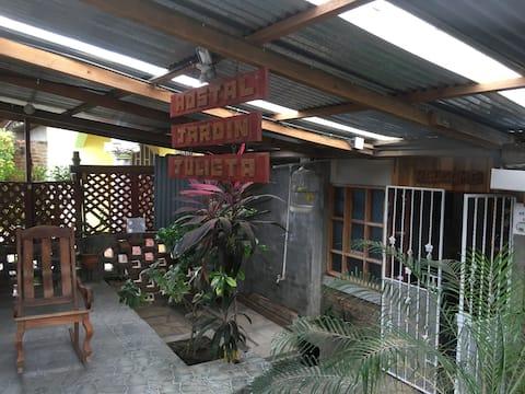 Murph's Surf Shacks Hotel In Town of Rivas