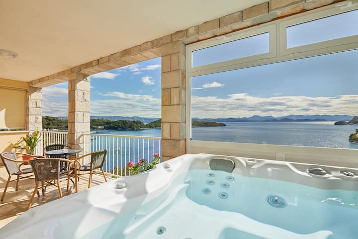 Adriatic - Apartment with jacuzzi