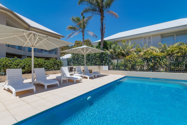 Poolside at Iluka Resort Apartments