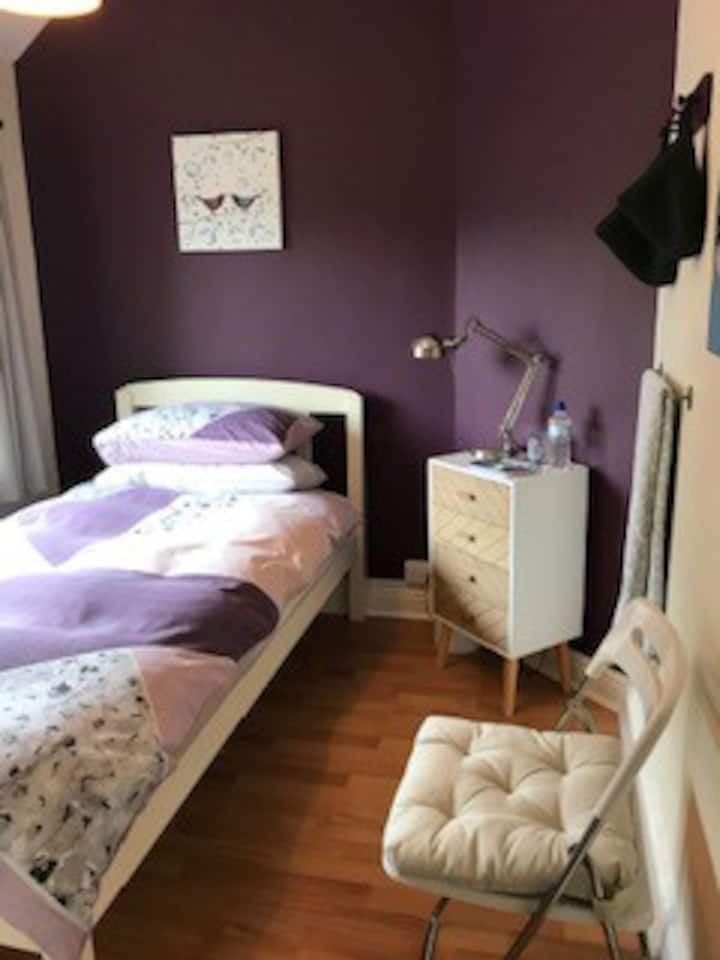 Sm single room near to Southmead Hospital