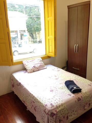 Cult House Vila Mariama