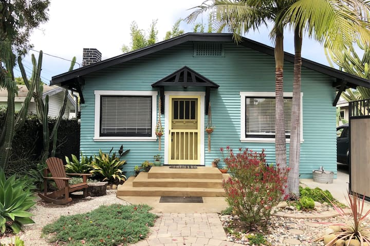 SUPER CUTE Ventura Beach Bungalow + Detached Room