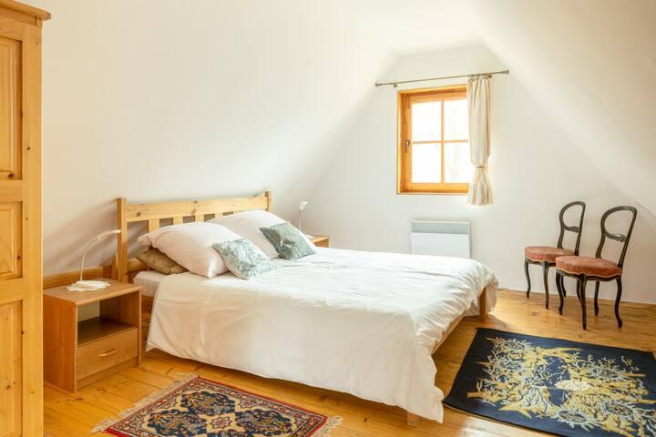 Sypialnia łóżko podwójne