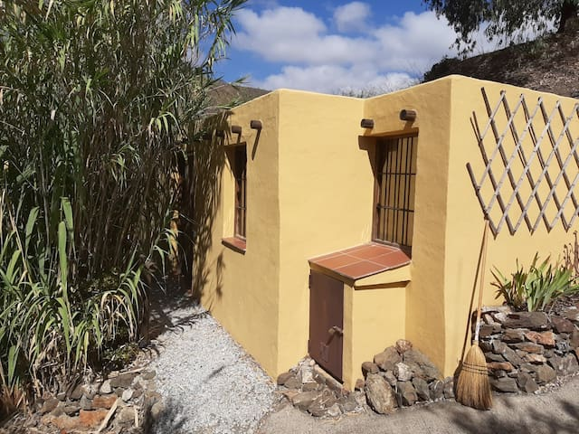 Adobe Little House with 'Plunge Pool'