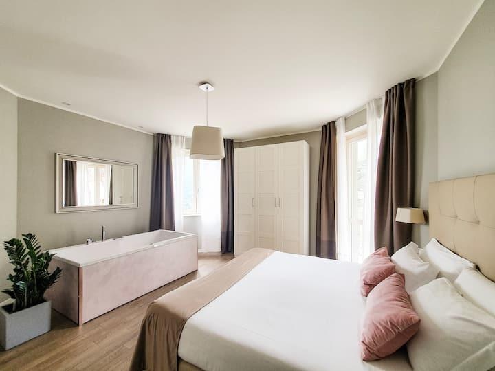 Rota Apartments - bilocale con jacuzzi Nido