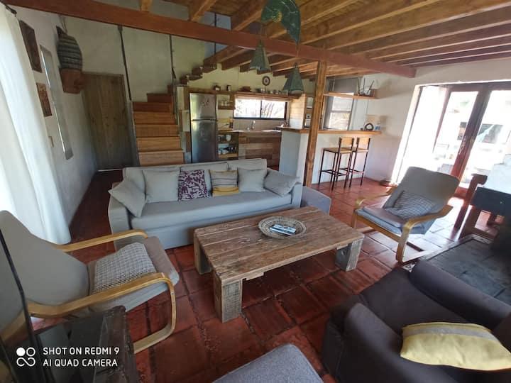 Casa en La Paloma, Rocha, Uruguay WiFi DIRECTV