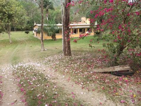 Chácara Recanto do Sossego: Casa 1 - Felicidade