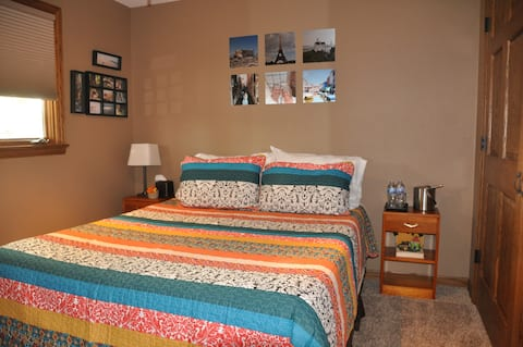 Rustic Residential 3 - No cleaning fees