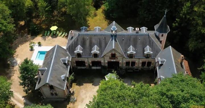 Communs du Château de Vignelles Suite Parentale